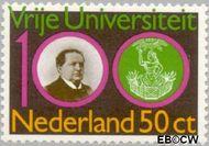 Nederland NL 1209#  1980 Vrije Universiteit Amsterdam  cent  Gestempeld