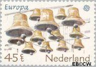Nederland NL 1225  1981 C.E.P.T.- Folklore 45 cent  Gestempeld
