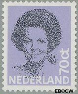Nederland NL 1238  1982 Koningin Beatrix- Type 'Struycken' 70 cent  Postfris
