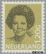 Nederland NL 1242  1986 Koningin Beatrix- Type 'Struycken' 120 cent  Gestempeld