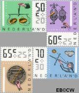Nederland NL 1348#1351  1986 Meetinstrumenten  cent  Postfris