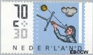 Nederland NL 1352b  1986 Meetinstrumenten 70+30 cent  Gestempeld