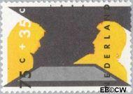 Nederland NL 1365  1986 Inzien 75+35 cent  Gestempeld