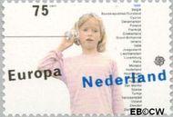 Nederland NL 1429  1989 C.E.P.T.- Kinderspelen 75 cent  Postfris