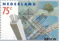 Nederland NL 1450  1990 Rotterdam 75 cent  Postfris