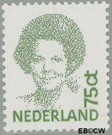 Nederland NL 1488  1991 Koningin Beatrix- Type 'Inversie' 75 cent  Postfris