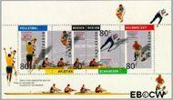 Nederland NL 1517  1992 Olympische Spelen- Albertville  cent  Gestempeld