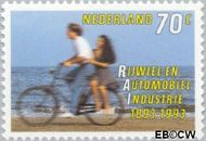 Nederland NL 1544  1993 RAI 70 cent  Postfris