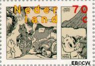 Nederland NL 1677a  1996 Strippostzegels Heer Bommel 70 cent  Gestempeld