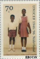 Nederland NL 1690  1996 UNICEF 70 cent  Gestempeld