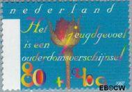 Nederland NL 1716  1997 Ouderen 80+40 cent  Gestempeld
