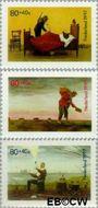 Nederland NL 1736#1738  1997 Sprookjes  cent  Postfris