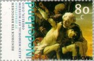 Nederland NL 1829  1999 Nederlandse kunst 17e eeuw 80 cent  Postfris