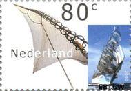 Nederland NL 1911  2000 Sail 2000 80 cent  Gestempeld
