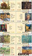 Nederland NL 2142#2151  2003 Vincent van Gogh  cent  Gestempeld