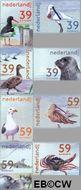 Nederland NL 2170a#2171d  2003 Nederlandse Wad  cent  Gestempeld