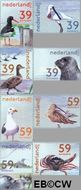 Nederland NL 2170a#2171d  2003 Nederlandse Wad  cent  Postfris