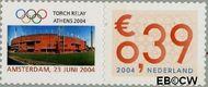 Nederland NL 2271#  2004 Bedrijfspostzegel met tab  cent  Gestempeld