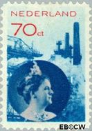 Nederland NL 236  1931 Industrie en Nijverheid 70 cent  Gestempeld