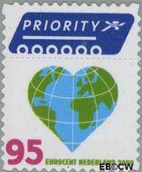 Nederland NL 2622  2009 Europa en buiten Europa priority 95 cent  Gestempeld
