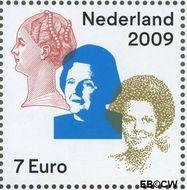 Nederland NL 2642a#  2009 3 generaties Koninginnen  cent  Gestempeld