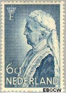 Nederland NL 269#  1934 Koningin Emma  cent  Postfris