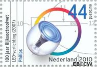 Nederland NL 2698  2010 Rijksoctroowet 44 cent  Gestempeld
