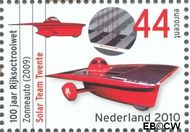 Nederland NL 2704  2010 Rijksoctroowet 44 cent  Gestempeld
