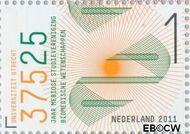 Nederland NL 2800  2011 Universiteit van Utrecht 1 cent  Gestempeld