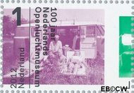 Nederland NL 2921  2012 Nederlands Openluchtmuseum 100 jaar 1 cent  Gestempeld
