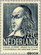 Nederland NL 322  1939 Bekende personen 12½+3½ cent  Gestempeld