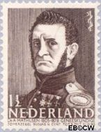Nederland NL 392  1941 Bekende personen 1½+1½ cent  Gestempeld