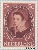 Nederland NL 668  1955 Kinderportretten 7+5 cent  Gestempeld