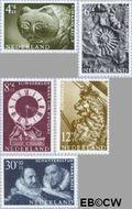 Nederland NL 766#770  1962 Museumvoorwerpen   cent  Gestempeld
