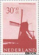 Nederland NL 790  1963 Molens 30+10 cent  Postfris