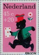 Nederland NL 898  1967 Kinderversjes 45+20 cent  Postfris