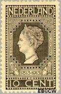 Nederland NL 93  1913 Onafhankelijkheid 10 cent  Gestempeld