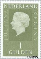 Nederland NL 952b  1981 Koningin Juliana- Type 'Regina' 100 cent  Postfris