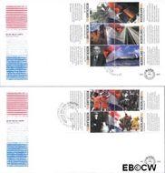 Nederland NL E409  1999 Deze Eeuw  cent  FDC zonder adres