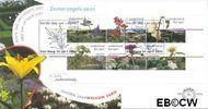 Nederland NL E435a  2001 Tuinen in Nederland  cent  FDC zonder adres