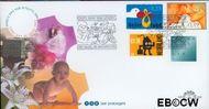 Nederland NL E450  2002 Levensloop  cent  FDC zonder adres