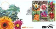 Nederland NL E456  2002 Floriade  cent  FDC zonder adres