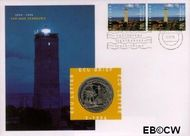 Nederland NL ECU002  1994 Vuurtorens  cent  Postfris