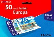Nederland NL HB1993a  2001 Eurozegels 165 cent  Postfris