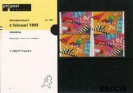 Nederland NL M104  1993 Wenszegels  cent  Postfris