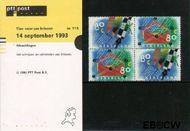 Nederland NL M113  1993 Tien voor uw brieven  cent  Postfris