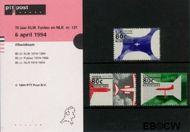 Nederland NL M121  1994 Luchtvaartjubilea  cent  Postfris