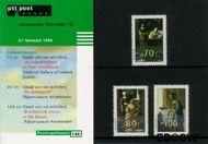 Nederland NL M146  1996 Vermeer, Johannes  cent  Postfris