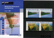 Nederland NL M190  1998 Nederland Waterland  cent  Postfris
