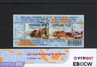 Nederland NL M252  2001 Postzegeljubileum 2002  cent  Postfris